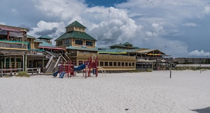 Boardwalk on Okaloosa Island