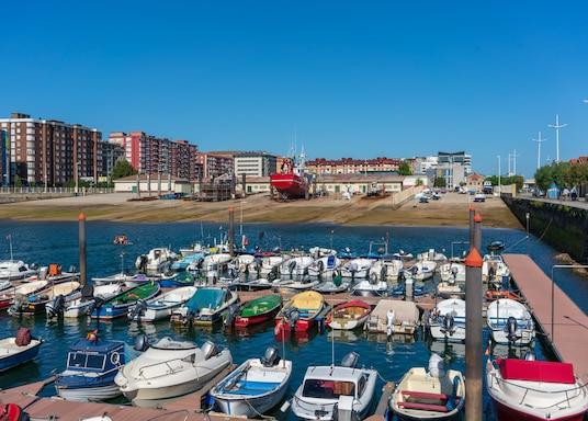 Santander, Spanien