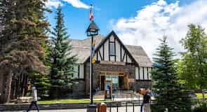 Banff National Park Information Centre