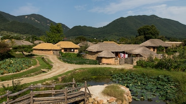 Naganeupseong-folkelandsbyen/