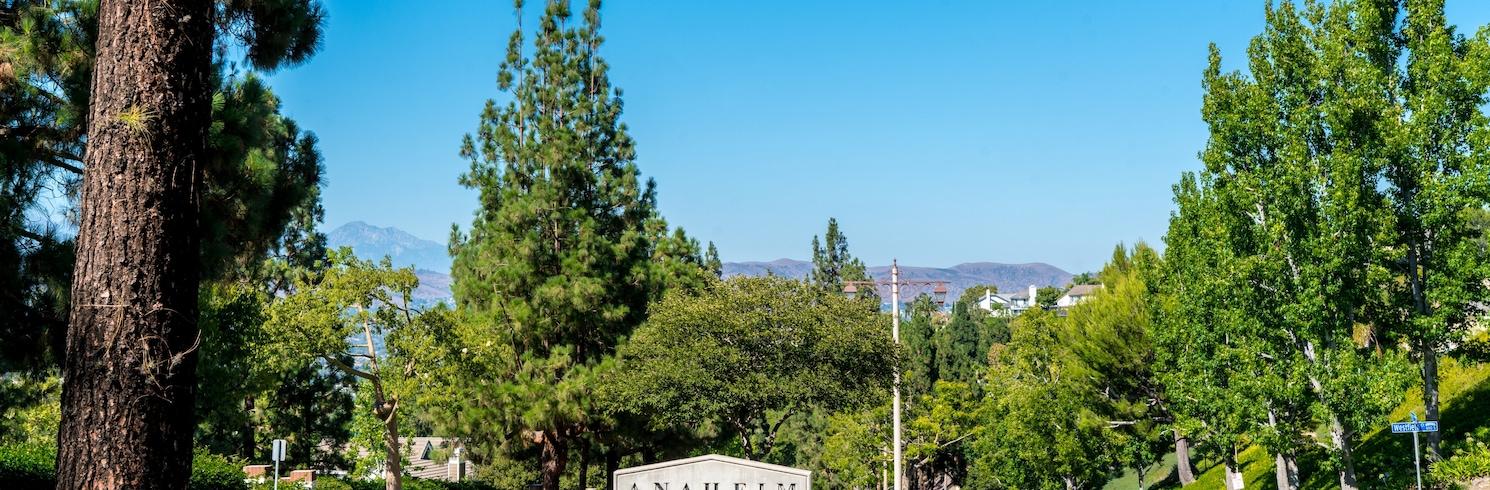 Anaheim, Kalifornien, USA