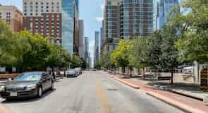 Innenstadt von Austin