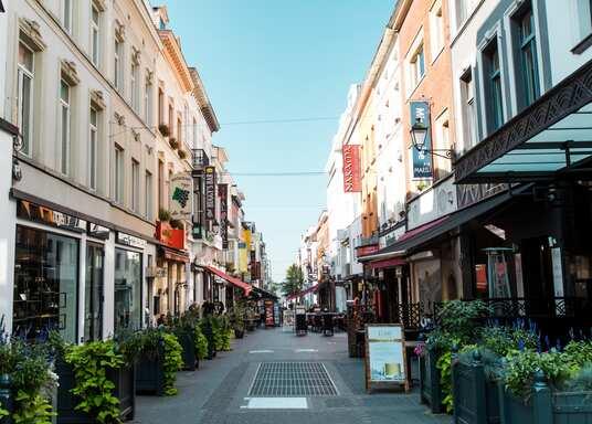 بروكسل, بلجيكا