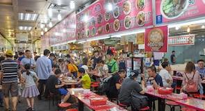 Nočný trh Shilin