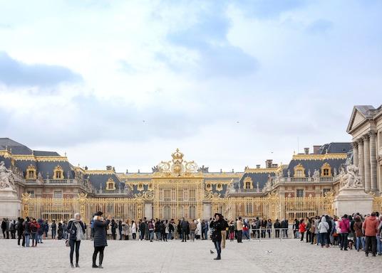 Versailles, Frakkland