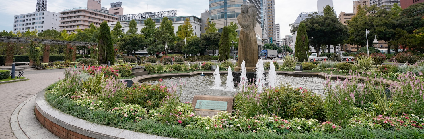 Yokohama, Jaapan