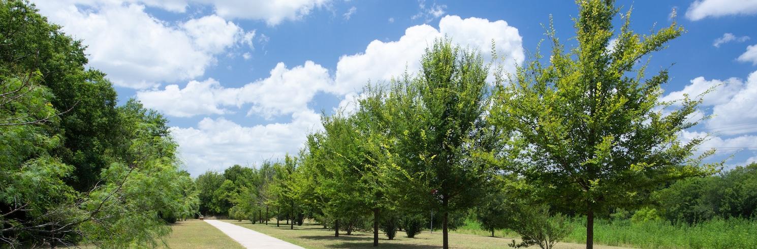 South Texas Plains, Texas, Amerika Serikat