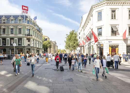 Oslo sentrum, Norge
