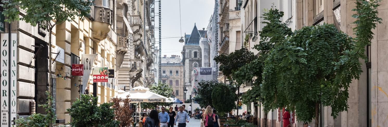 Budapest City Centre, Hungary