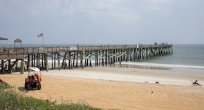 Flagler Beach Municipal Pier