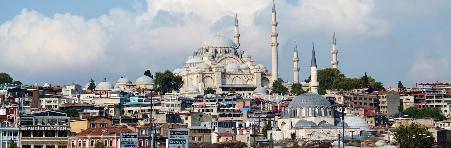 Süleymaniye Mahallesi, Turquía