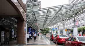 Железнодорожный вокзал Kuala Lumpur Sentral