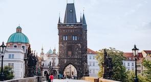 Brotårnet i den gamle bydel