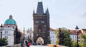 Brotårnet i gamlebyen