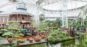 Opryland Hotel Gardens (jardins)