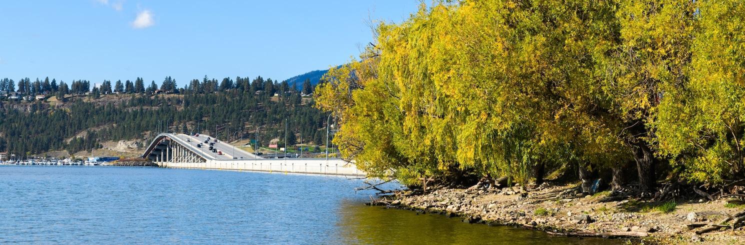 Kelowna, Columbia Británica, Canadá