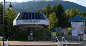 "Gondola ""Blackcomb Excalibur"""