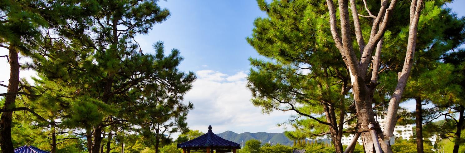 부산, 한국