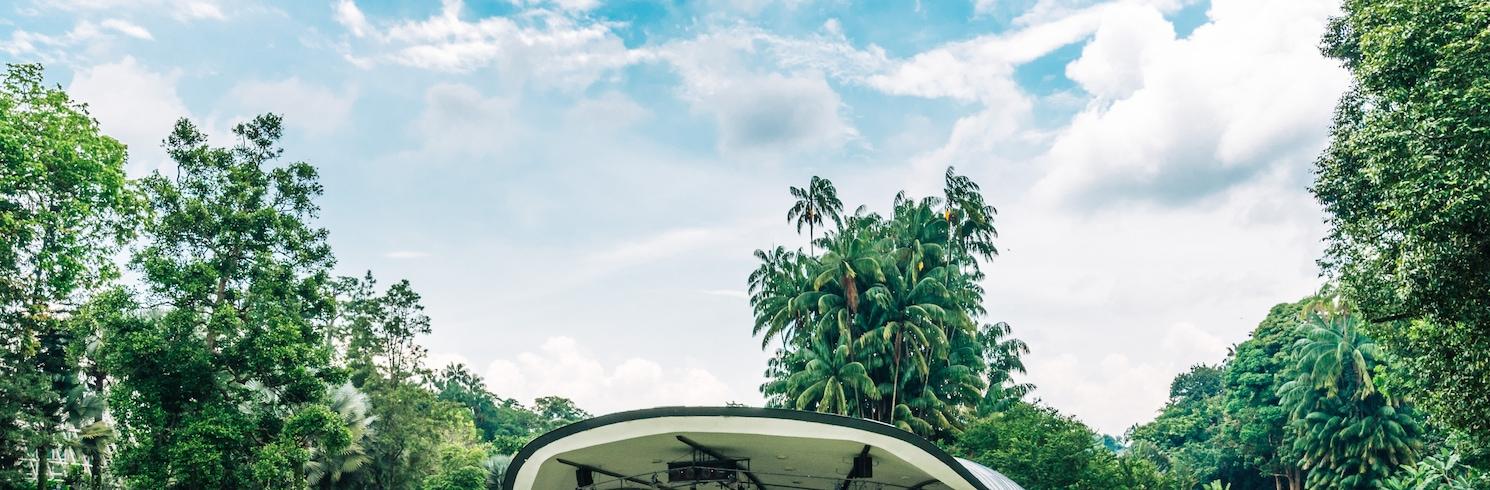 Tanglin rajonas, Singapūras