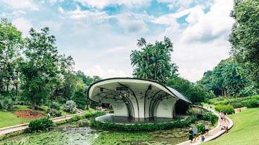 シンガポール植物園/