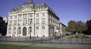 musée d'art contemporain (Museum für zeitgenössische Kunst)