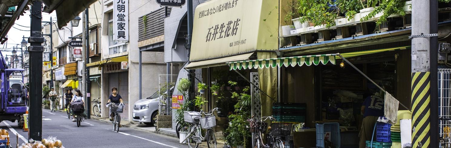 Western Tokyo, Japan