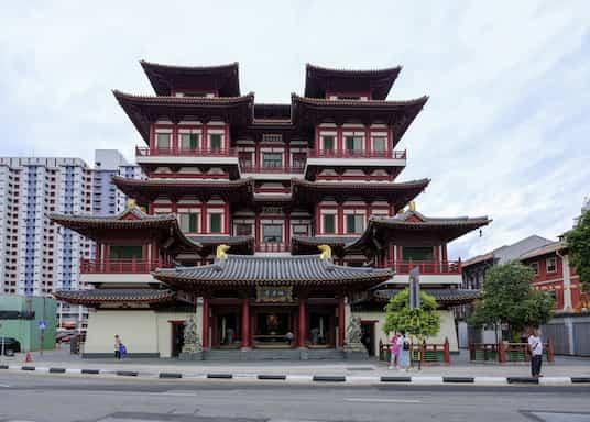 歐南, 新加坡
