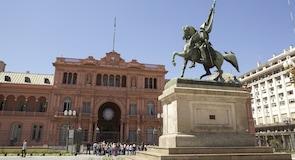 Casa Rosada (presidentens bostad)