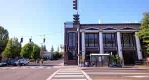 Hawthorne District