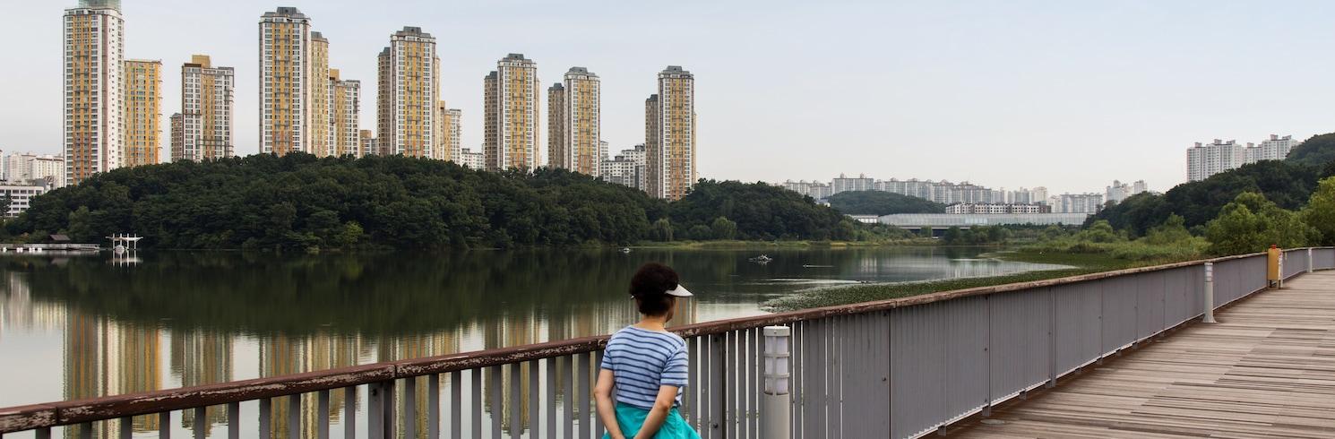 Suwon, South Korea