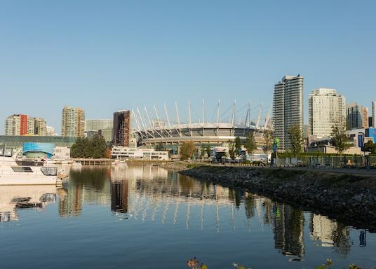 Vancouver – Pobrežie, Britská Kolumbia, Kanada