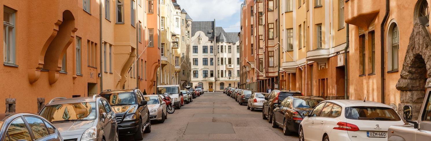 Helsinki, Finnország