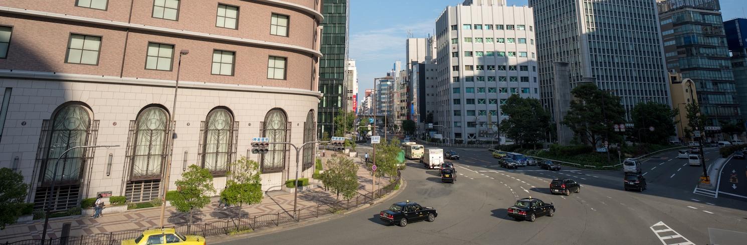 أوساكا, اليابان