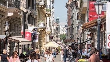 Váci-gaden/