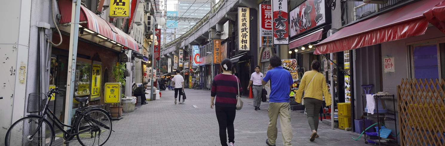 東京, 日本