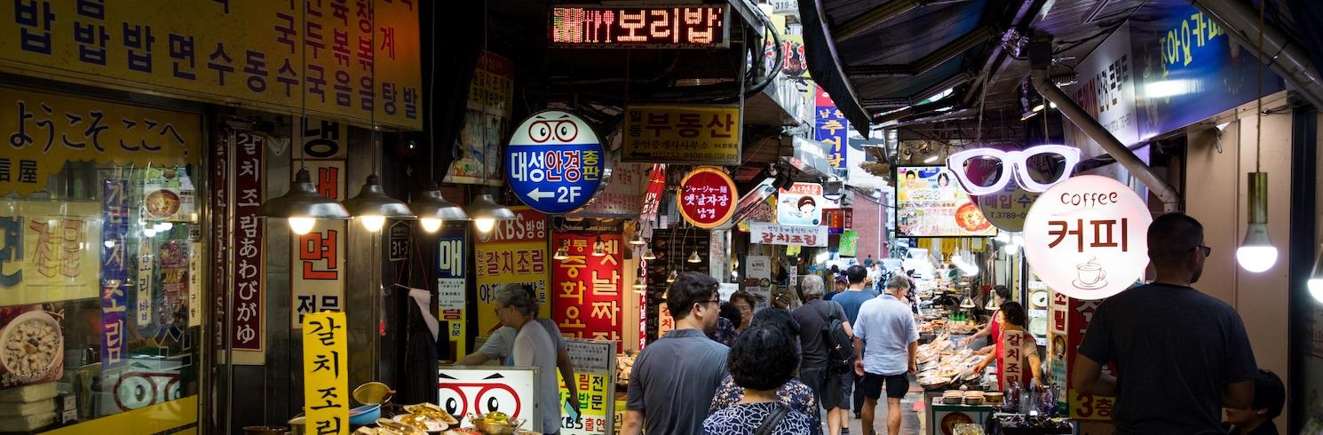 ソウル, 韓国