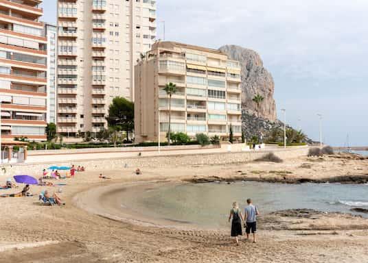 Calpe, Španělsko