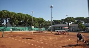 Club de tenis Circolo Tennis Cervia