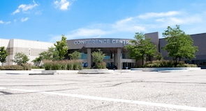 The International Centre (centro de eventos y exposiciones)