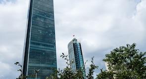 Rascacielos Zafiro de Estanbul