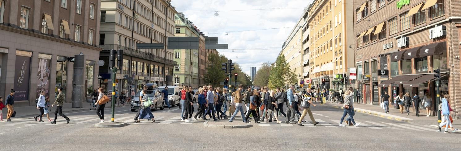 Stockholm Centrum, Sverige