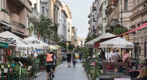 Gradsko središte Budimpešte