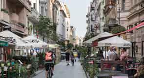 Stadtzentrum von Budapest