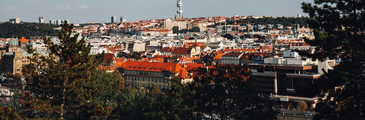 Prague, Republik Czech