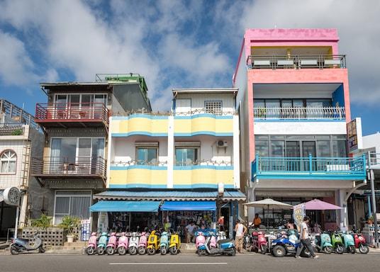 鵝鑾, 台湾