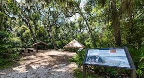 Ekologická a historická rezervácia Timucuan