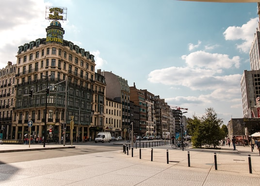 布魯塞爾, 比利時