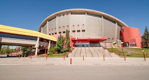 Стадион Scotiabank Saddledome