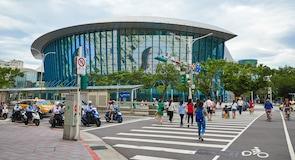 Salle de spectacles Taipei Arena