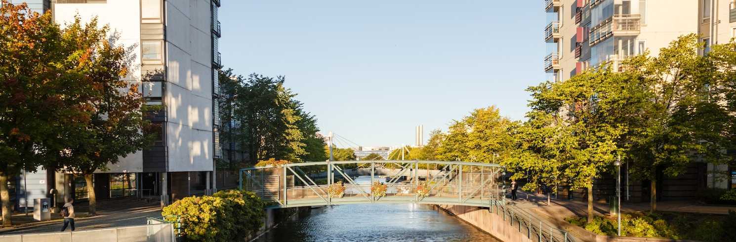 Länsisatama, Finland